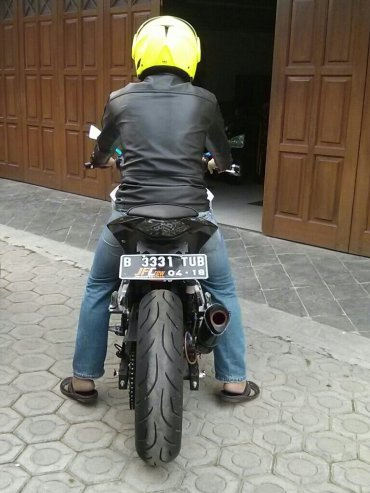 Kawasaki Bajaj Pulsar 200ns Emang Jinjit Balet Sob