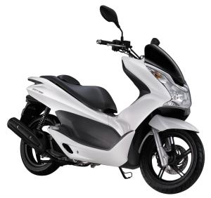 PCX-150---Glamour-White