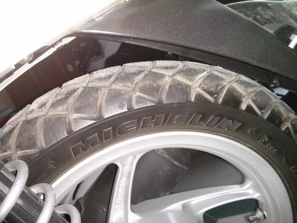 Michelin M45 samping-1