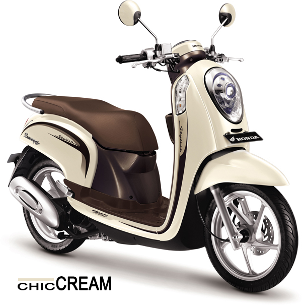 Scoopy FI Chic Cream