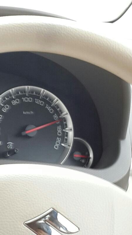 top speed Suzuki Ertiga MT