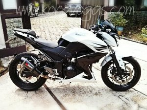 Kawasaki Z250 FI