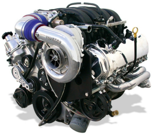 Centrifugul-Supercharger