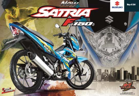 Motor-Suzuki-Satria-Fu-Terbaru