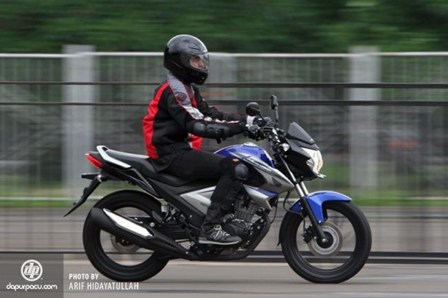 Sekilas mirip GW250-nya Suzuki ya?