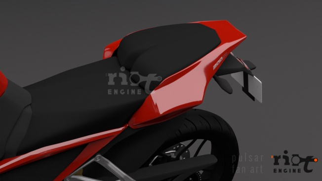 pulsar-fully-faired-200-ss-red-rear-cowl