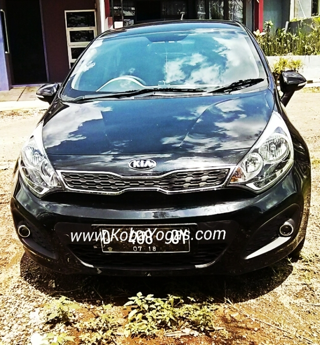 Kia Rio 2013 MT Limited Edition