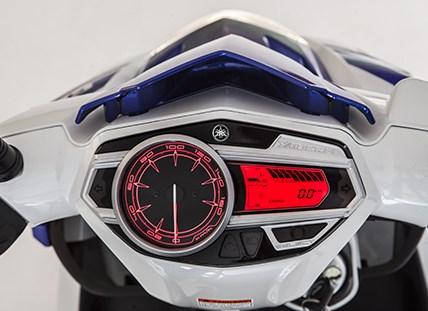 Yamaha Nuovo GP speedo