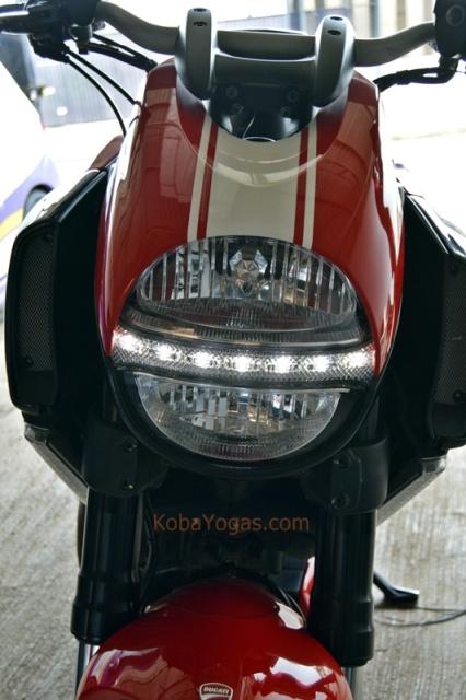DRL Ducati Diavel