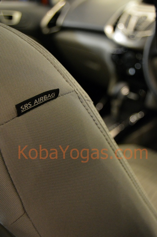Air bag samping