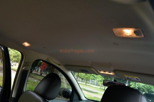 lampu kabin unik