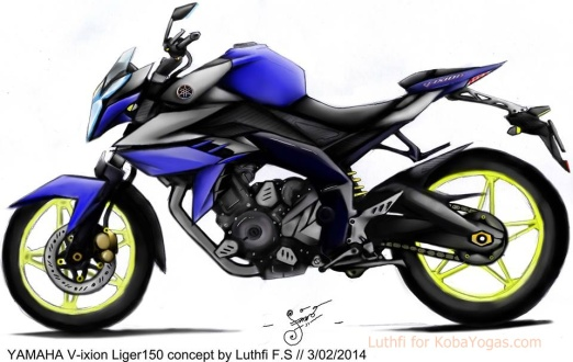 Vixion Liger3