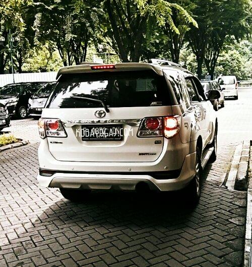 Toyota Fortuner VNTurbo