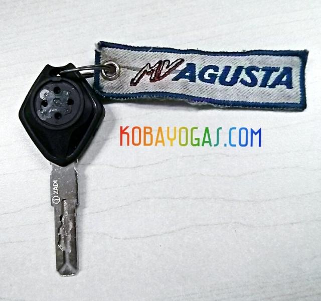 kunci MV Agusta