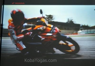 Honda Blade Marquez