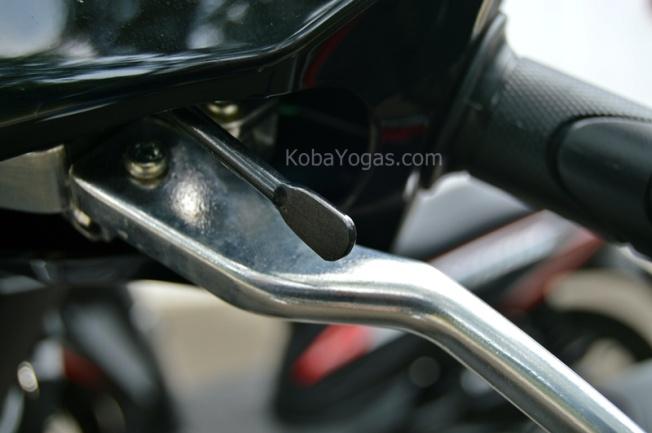 Brake Lock Lever model baru