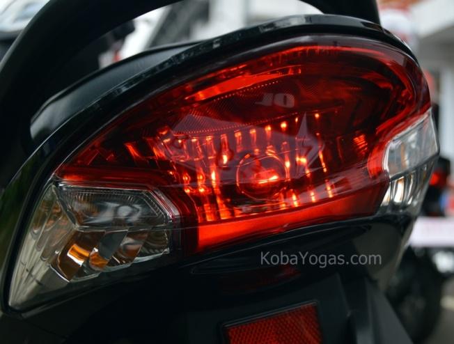 Lampu belakang New Vario 110