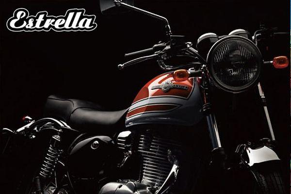 Kawasaki Estrella.. Menjual Kualitas dan Nilai Sejarah ...