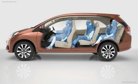 Honda Mobilio (Brio MPV) -  006 IOTOMOTIF.com
