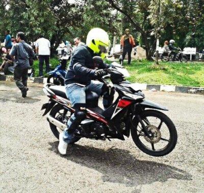 Full Review Official Test Ride Honda New Supra X 125 Fi