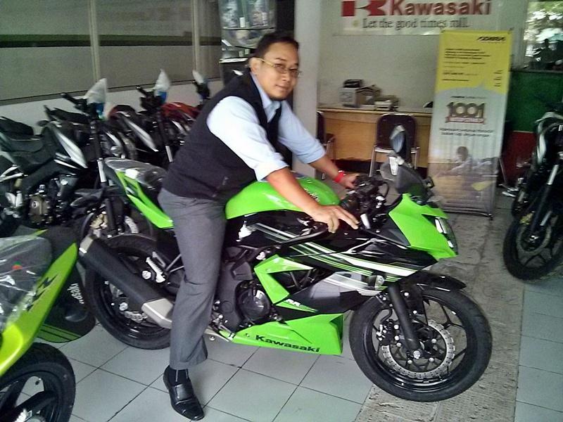 Promo Menarik Pembelian Kawasaki Ninja RR Mono Di
