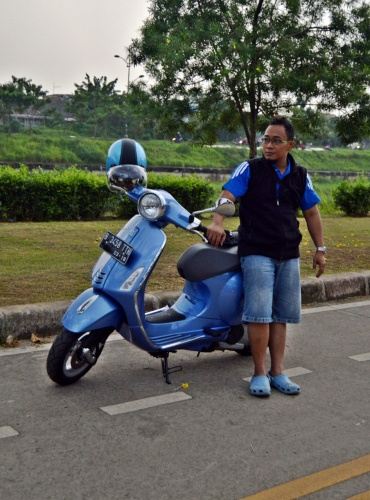 Do You Vespa? :D
