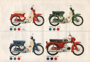Honda jadul