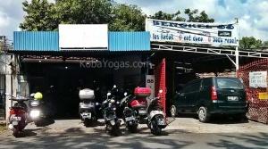 88 Garage Layur