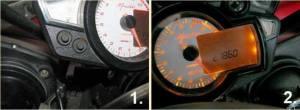 Speedometer Megelli