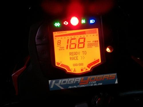 Speedometer lengkap