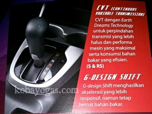 All New Jazz CVT
