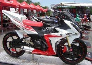 Yamaha MX King2
