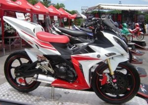 Yamaha MX King2