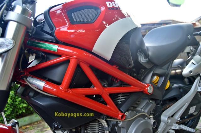 Ducati Monster Kobay