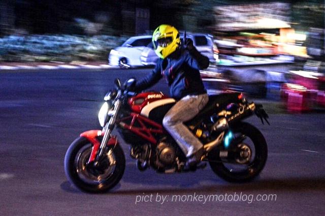 Ducati Monster Corse Kobay