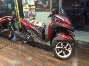 Yamaha Tricity kobayogas.com