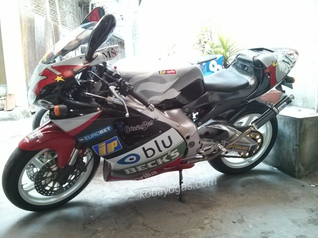 Aprilia RS250