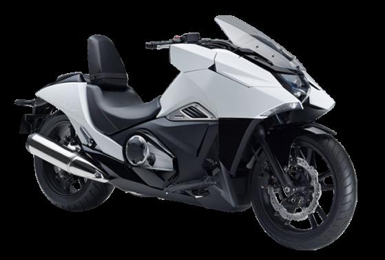 Honda NM4-white