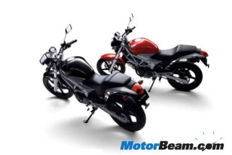 Honda VTR250-2