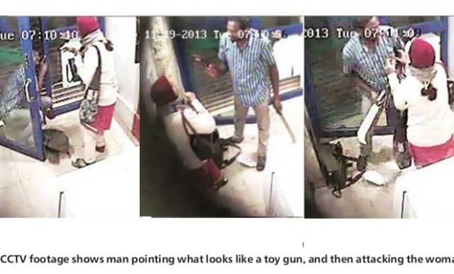 Kriminalitas: Inikah Kenapa Kita Perlu Pakai Helm Saat Di ATM?
