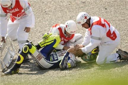 Rossi MotoGP Aragon 2014