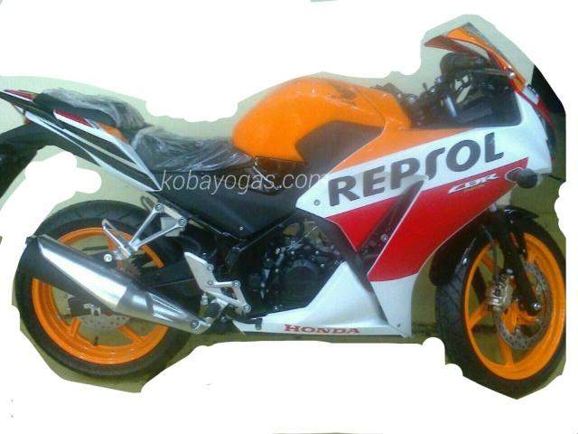 CBR k45 Repsol