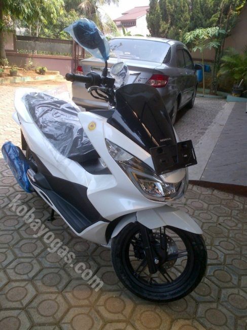 All New PCX 2014