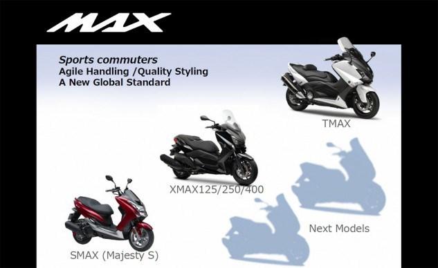 Oto Desain: Beginikah Nantinya Bentuk Yamaha NMax? | KobaYogas.COM