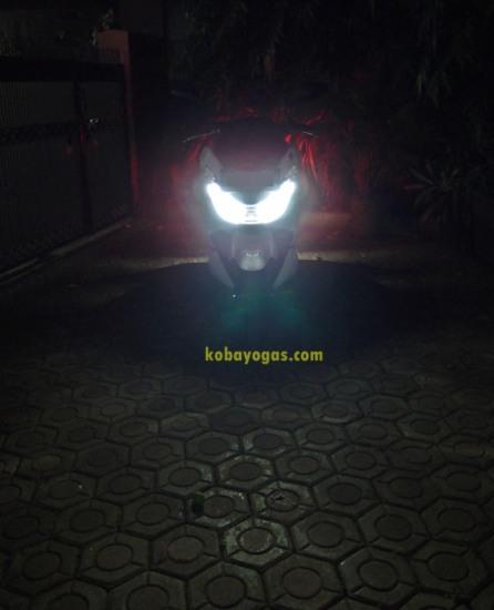lampu new pcx