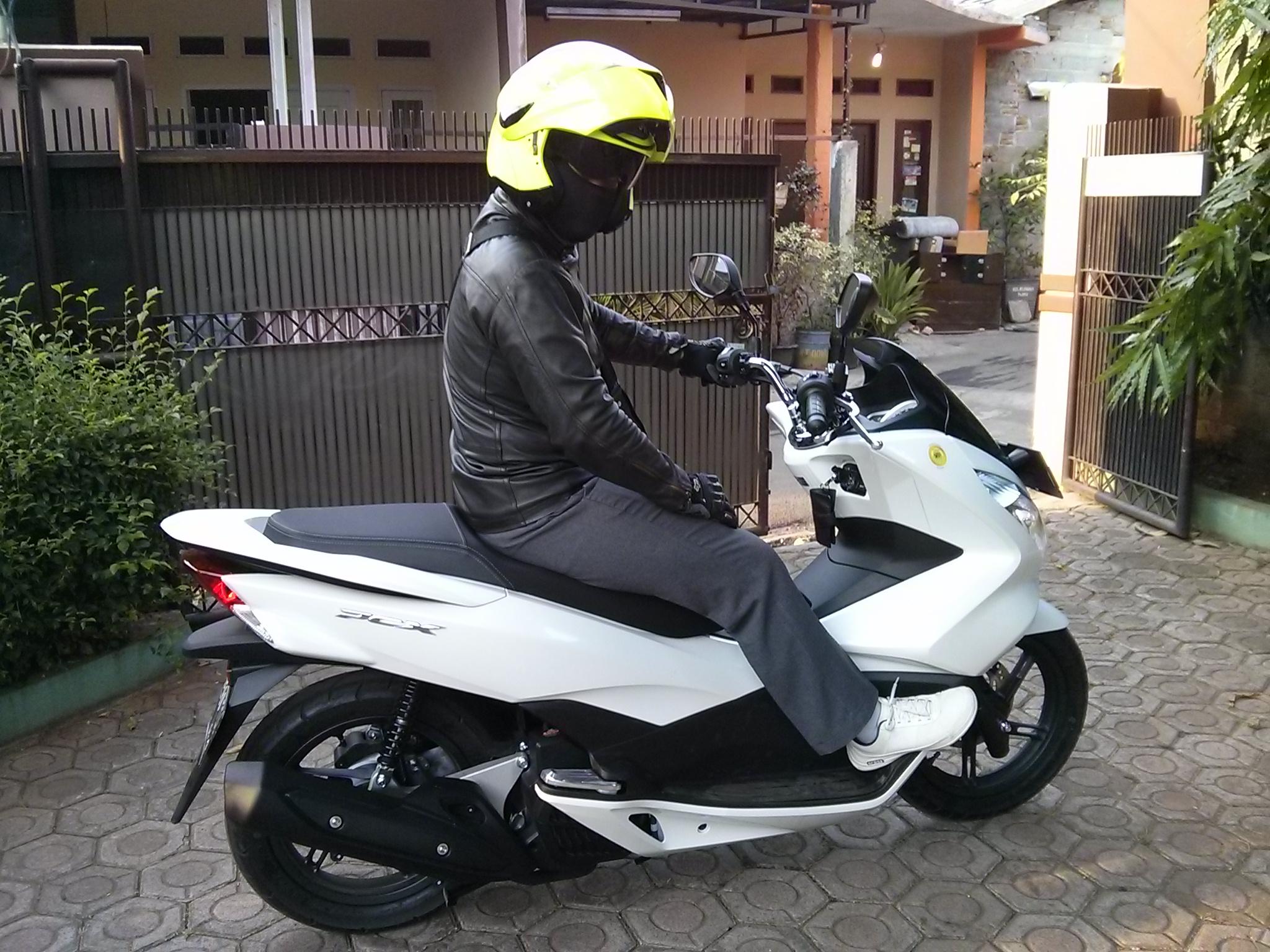 Modifikasi Honda PCX Ini Dia Tips Untuk Menaikkan Performanya