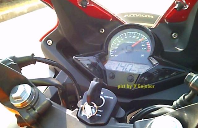 CBR Speed