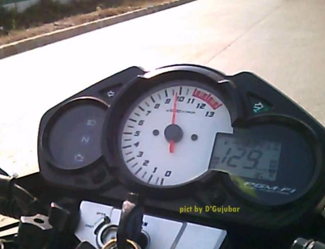 CBSF Speed