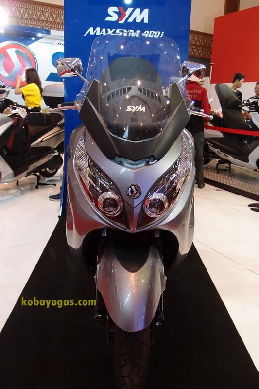 SYM MaxSym400