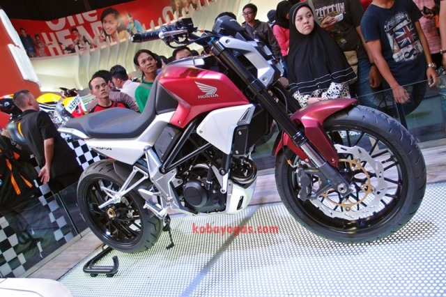 Honda SFA